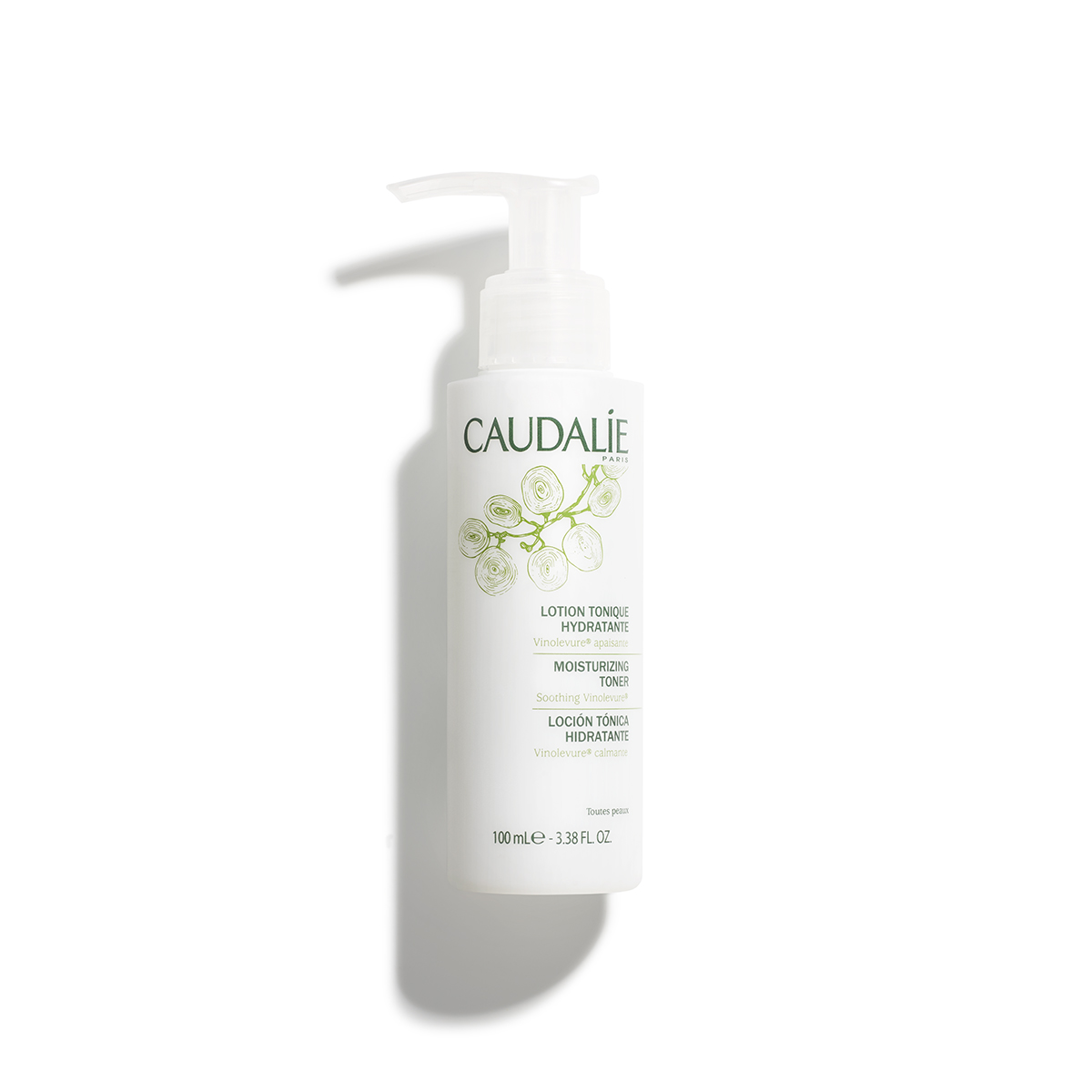 Moisturizing Toner - 100 ml
