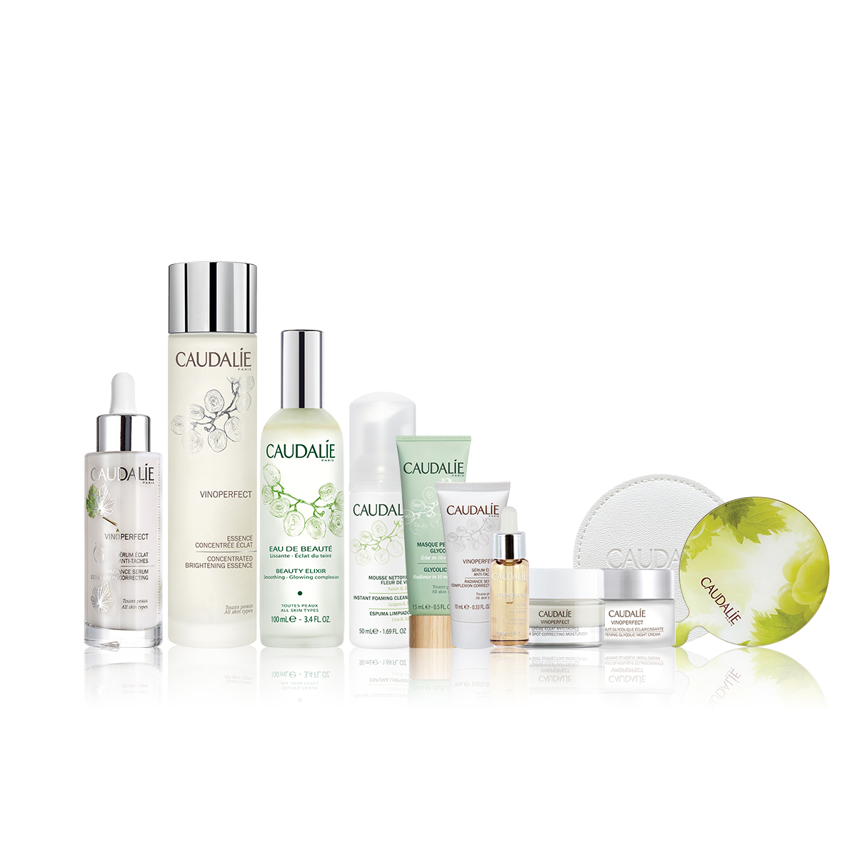 Radiance & Brightening Routine Set